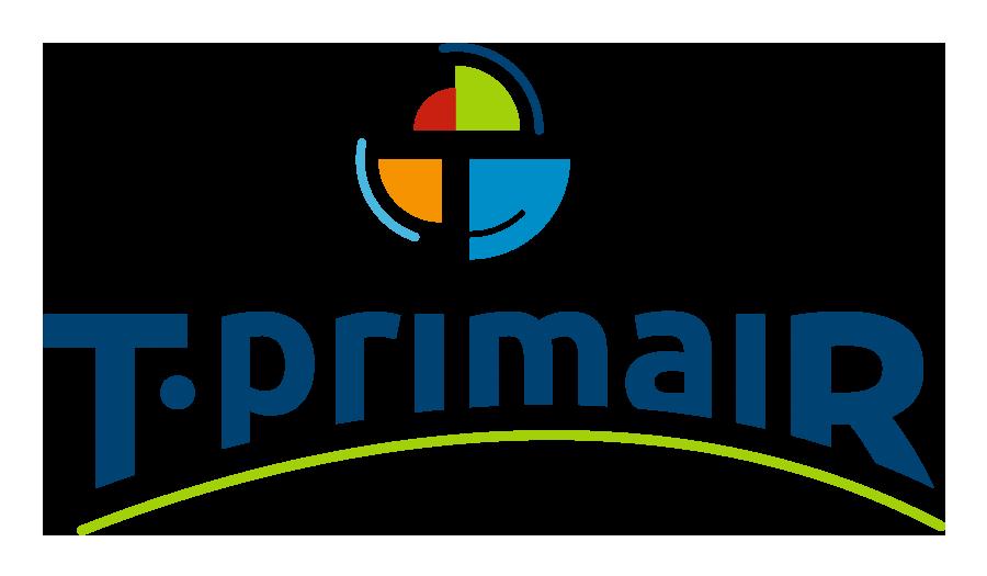 Logo T-PrimaiR RGB